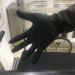 手袋つけたままシャンプーしてもいいじゃない気持ちよければ。