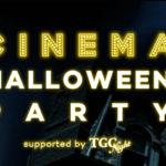 CINEMA HALLOWEEN PARTY×TGC