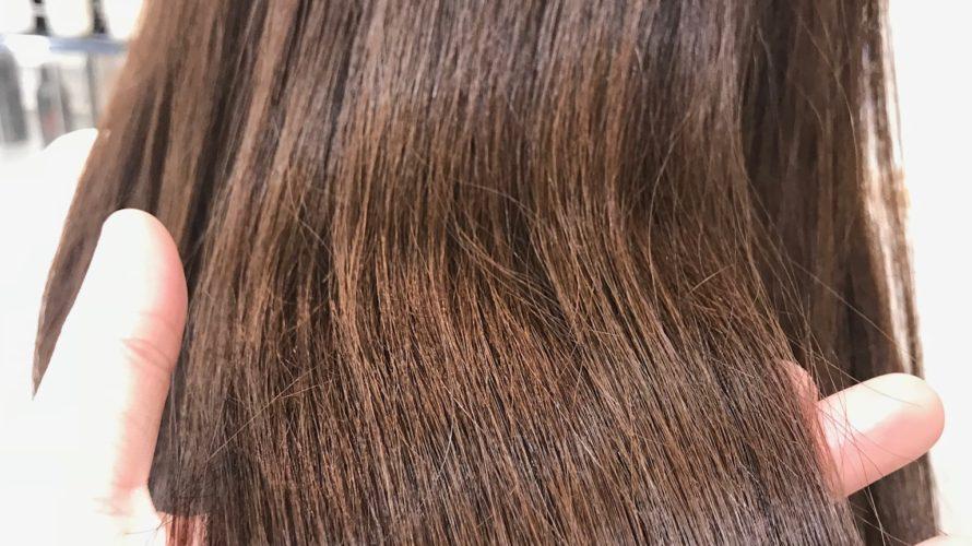 僕が一番嬉しいのは「お客様がリターンされて、その髪の状態がいい時」