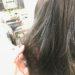 【女子高生オススメ!バレないカラー】一見黒髪に見えるけど、実はグレージュカラー!